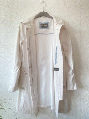 Gilbret Trenchcoat weiß gr40