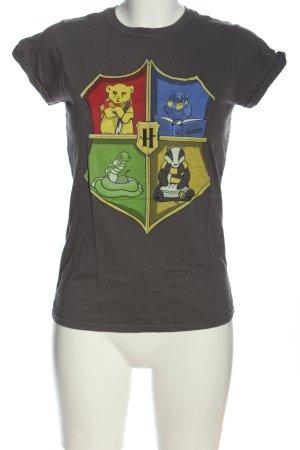Gildan Print Shirt themed print casual look