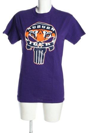 Gildan T-Shirt themed print casual look