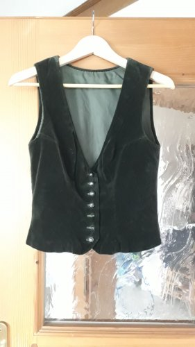 Traditional Camisole dark green