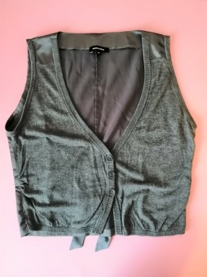 More & More Knitted Bolero anthracite-dark grey viscose