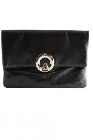 gillian Clutch schwarz Casual-Look