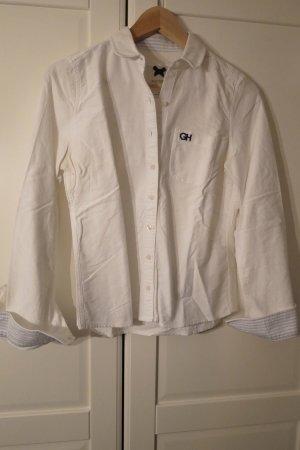 Gilly Hicks Koszula z długim rękawem biały-błękitny