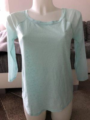 Gilly Hicks Damen Shirt M neu helles türkis