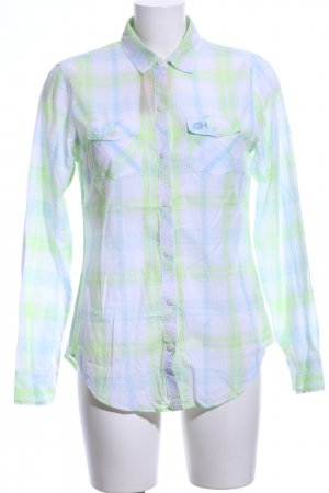 Gilly Hicks Hemd-Bluse Karomuster Casual-Look