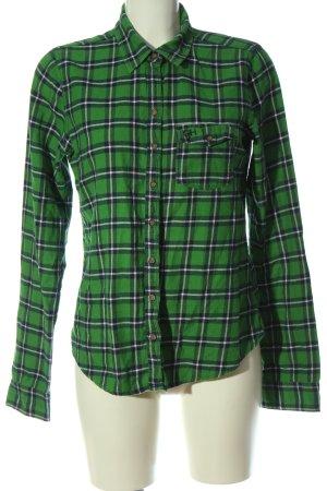 Gilly Hicks Koszula w kratę Na całej powierzchni Elegancki