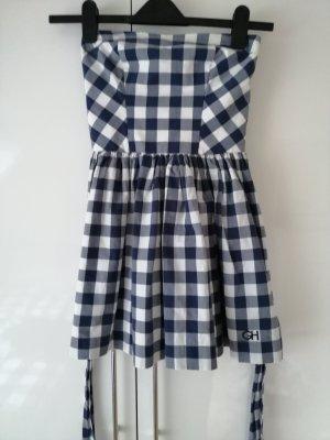 Gilly Hicks Kleid blau/weiß