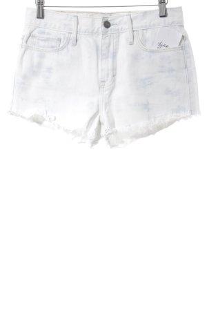 Gilly Hicks Skort blanc Aspect de jeans