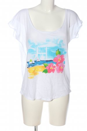 Gilly Hicks T-Shirt Motivdruck Casual-Look