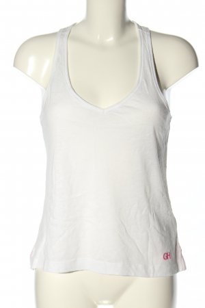 Gilly Hicks Tanktop wit casual uitstraling