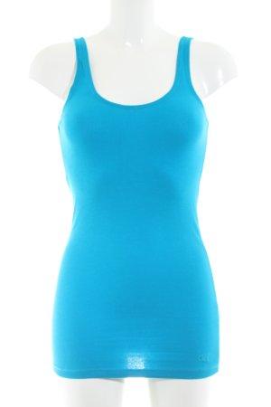 Gilly Hicks Trägertop blau Casual-Look