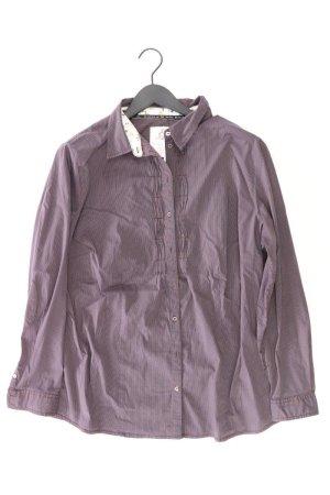 Gin Tonic Blusa de manga larga lila-malva-púrpura-violeta oscuro Algodón