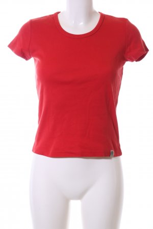 Gin Tonic T-Shirt rot Casual-Look