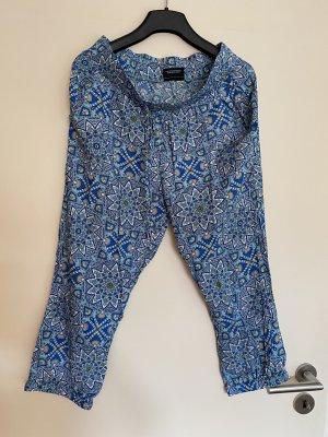 Gina Benotti Pantalon large multicolore