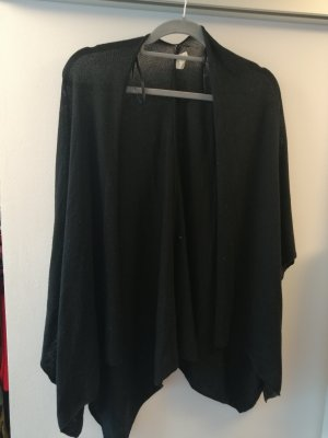 Gina Benotti Szydełkowany sweter czarny Poliakryl