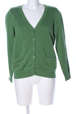 Gina Benotti Cardigan grün Casual-Look