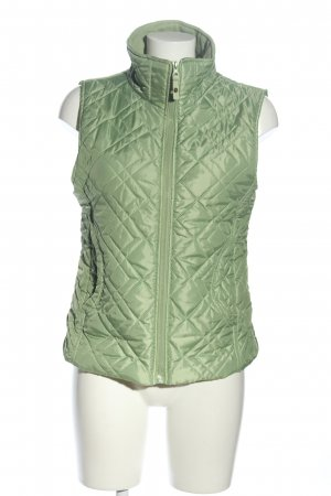 Gina Benotti Down Vest khaki quilting pattern casual look
