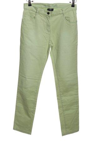Gina Benotti Spodnie z pięcioma kieszeniami khaki W stylu casual