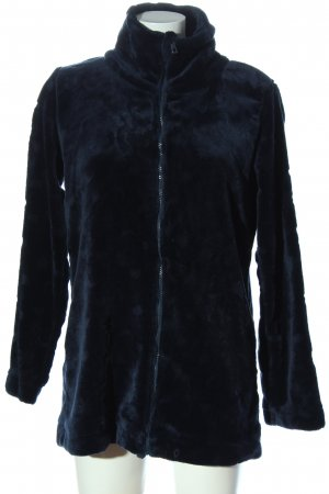 Gina Benotti Fleece Jumper blue casual look