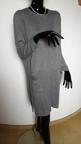 Gina Benotti Swetrowa sukienka szary