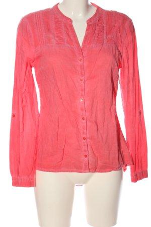 Gina Benotti Hemd-Bluse pink Casual-Look