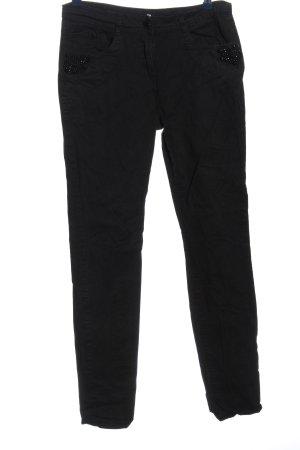 Gina Benotti High Waist Trousers black casual look