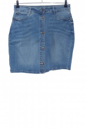 Gina Benotti Denim Skirt blue casual look