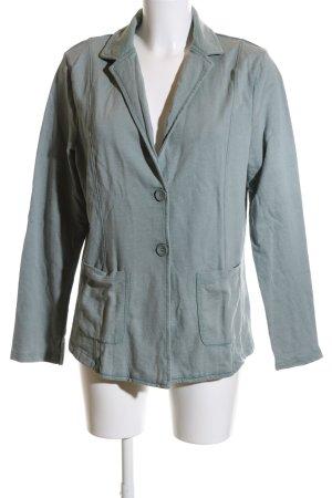 Gina Benotti Jersey Blazer gris claro look casual