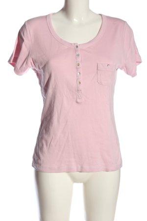 Gina Benotti Kurzarm-Bluse pink Casual-Look