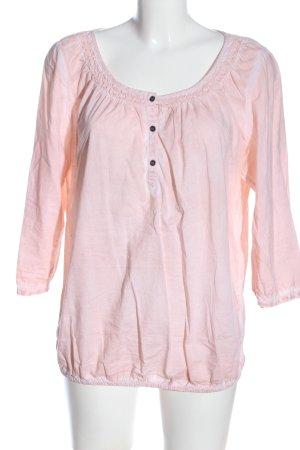 Gina Benotti Langarm-Bluse pink Casual-Look