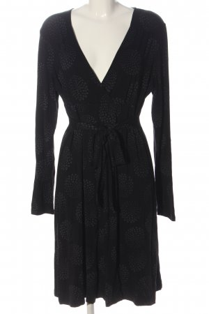 Gina Benotti Longsleeve Dress black allover print casual look