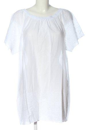 Gina Benotti Long Blouse white elegant