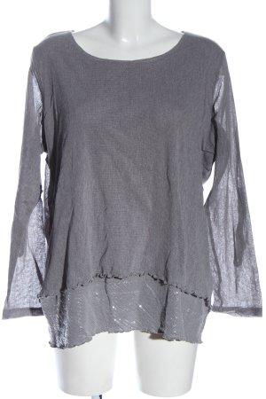 Gina Benotti Longsleeve light grey casual look