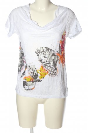 Gina Benotti Print-Shirt abstraktes Muster Elegant