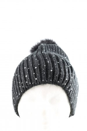 Gina Benotti Bobble Hat black casual look