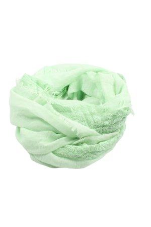 Gina Benotti Komin zawijany zielony Elegancki