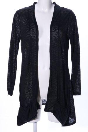 Gina Benotti Shirtjacke schwarz Casual-Look