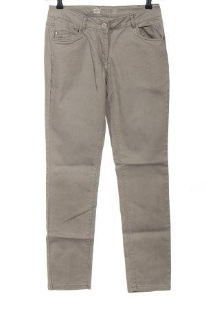 Gina Benotti Slim Jeans hellgrau Casual-Look
