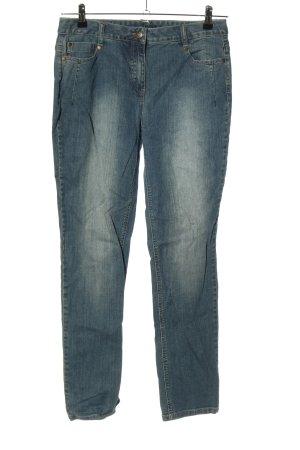 Gina Benotti Slim Jeans blau Casual-Look