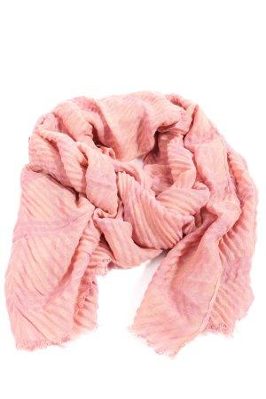Gina Benotti Écharpe d'été rose style décontracté