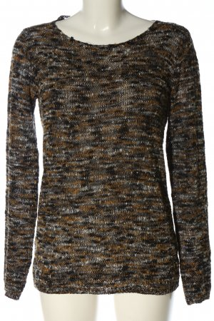 Gina Benotti Knitted Sweater flecked casual look