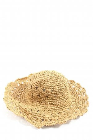 Gina Benotti Straw Hat cream casual look