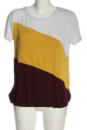 Gina Benotti T-Shirt mehrfarbig Casual-Look