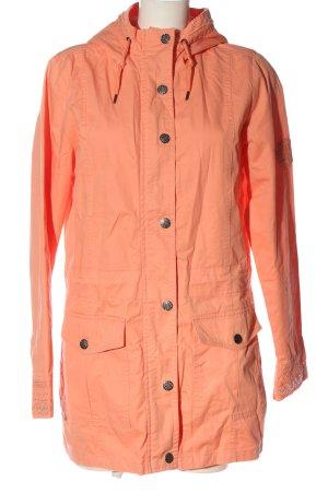 Gina Benotti Between-Seasons Jacket light orange casual look
