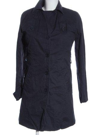 Gina Benotti Between-Seasons-Coat blue casual look