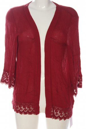 Gina Blouse Jacket red casual look