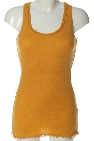 Gina Camisole licht Oranje casual uitstraling