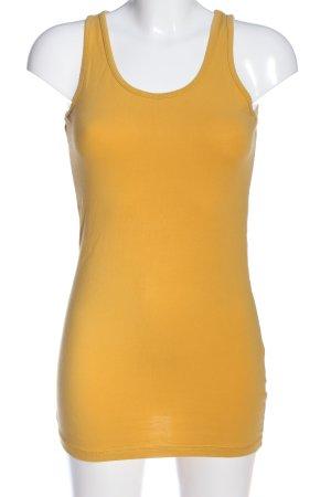 Gina Camisole orange clair style décontracté