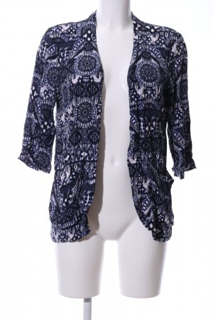 Gina Cardigan grafisches Muster Casual-Look