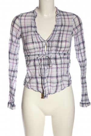 Gina Hemd-Bluse Allover-Druck Casual-Look
